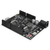 UNO+WiFiR3ATmega328P+ESP8266Scheda con Memoria 32MB USB-TTL CH340G Compatibile con Arduino Uno