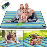 150x200cm Picknickmat Opvouwbare waterdichte picknickdeken Strandmat Outdoor Camping Travel