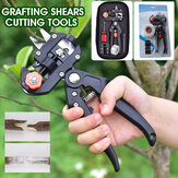 10mm Garden Grafting Tool Set Kit Fruit Tree Pro Pruning Shears Scissor Cutting Tools