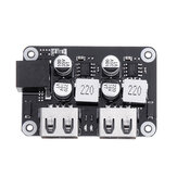 Dual USB Fast Charge Buck Module DC6-32V to 3-12V 24W * 2 Supports QC2.0 3.0 Huawei FCP Fast Charge