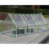 Wodoodporna Mini Plant Greenhouse Winter Shelter Pokrywa ogrodowa Odporna na korozję do ogrodu na zewnątrz