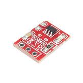 20pcs 2.5-5.5V TTP223 pulsante interruttore tattile capacitivo auto serratura modulo Geekcreit per Arduino - prodotti che funzionano con schede Arduino ufficiali