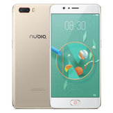 Nubia M2 Globale Rom 5.5Pollici 4GB RAM 64GB ROM Qualcomm Snapdragon 625 Octa Core 4G Smartphone