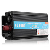4000W 12V / 24V DC a 110V / 220V CA solare Power Inverter LED Convertitore sinusoidale modificato Nero