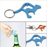 Bouchon de la bouteille de bière kangourou animaux ouvre pratique Porte-clés