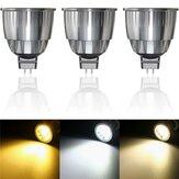 MR16 LED Glühbirne Nicht dimmbale 7W Pure White Warmweiß Natural White COB Spotlight DC12V