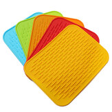 Non-Slip Kitchen Silicone Placemat Food Sink Pad Insulated Heat Resistant Table Mat