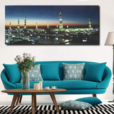 Wall Art Print Masjid Mosque Islamic Muslim Canvas Paintings Picture Home Decor