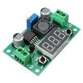 LM2596 DC-DC 1.3V - 37V 3A Adjustable Buck Step Down Power Module 150KHz Internal Oscillation Frequency With Digital Display Over-Heat And Short Circuit Protection Function