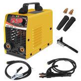 Handskit ARC-225 آلة لحام المحمولة البسيطة الكهربائية لحام شبه اللحام عكس لحام لحام العمل الكهربائي