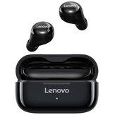 Lenovo LP11 TWS Auriculares inalámbricos bluetooth V5.0 Auriculares Auriculares deportivos con reducción de ruido estéreo 300mAh con carga Caso
