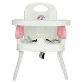 Silla de alimentación para bebés Soporte de asiento para trona para niños Caso Booster Cojín de asiento