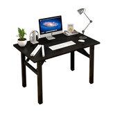 Mesa dobrável para computador Mesa para estudo de redação do aluno Estação de trabalho para escritório em casa Mesa para jogos