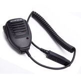 BAOFENG Shoulder Microphone Handheld Speaker Mic for BAOFENG A58 BF-9700 UV-9R R760 82WP Waterproof Walkie Talkie