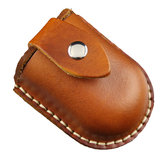 Fishing Accessories Genuine Leather Bag for Steel Balls Bag Outdooors Fishing Activities