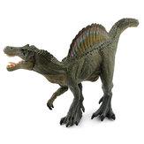 Grande Spinosaurus Figura Realista Dinossauro Modelo de Aniversário Crianças Estudo Brinquedos Presente