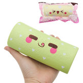 SquishyFun Squishy Egg Swiss Roll Toy 14.5*6*5CM Slow Rising With Packaging Collection Gift Soft Toy