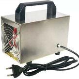 220 V 10 g / h Czasomierz / Zakontraktowany generator ozonu Oczyszczacz powietrza O3 Dezynfekcja Sterylizacja Maszyna Ozonizador