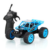 Zingo Racing 9115B 1/32 2.4G RWD Mini Electric RC Car s LED lehkým terénním vozidlem RTR Model