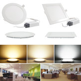 9W Round Dimmable Ultra Thin Ceiling Energy-Saving LED Panel Light