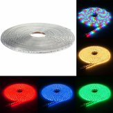 220V 13M 5050 LED SMD Outdoor Waterproof Flexible Tape Rope Strip Light Xmas