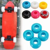4Pcs Skateboard Wheel Longboard Wheel Drift Wheel 52mm x 31mm