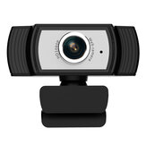 Kamera Webcam USB 1080P Web Cam dengan Mikrofon Untuk Komputer PC Laptop
