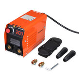 Minleaf ZX7-200 200A 220V Mini Elektrisk Svejsemaskine Bærbar Digital Display IGBT DC Inverter ARC MMA Stick Welder