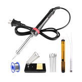 60W Electronic Solder Iron Tools Kit PC PCB Digital Soldering Iron Welding Tool with Light Heat Pencil US Plug/EU Plug
