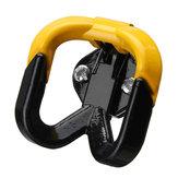 мотоцикл Крюк Вешалка Шлем Гаджет Перчатка Универсальный Желтый Для Honda/Kawasaki/Yamaha / Скутер