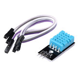 KY-015 DHT11 Temperature Humidity Sensor Module Geekcreit for Arduino - products that work with official Arduino boards