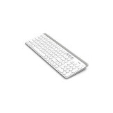 MIIIW 102 Keys Wireless Keyboard 2.4G bluetooth 4.0 Dual Mode Membrane Keyboard