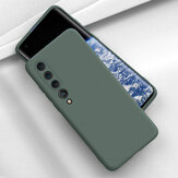 Bakeey Smooth Shockproof Soft Płynna guma silikonowa Tylna pokrywa ochronna do Xiaomi Mi10 Mi 10 Nieoryginalny