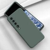 Bakeey Smooth Shockproof Soft Liquid سيليكون غطاء خلفي مطاطي حافظة واقية لهاتف Xiaomi Mi10 Mi 10 غير أصلي