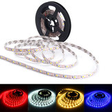 5M SMD2835 USB LED Strip TV luz PC retroiluminación no impermeable para decoración casera DC5V