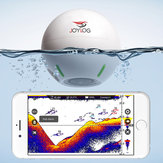 ZANLURE Smart Wireless Sonar Fish Finder 125KHz 40m Depth Detector Fishing Portable bluetooth Fishing Tool