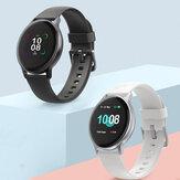[40 días en espera] UMIDIGI Uwatch 3S Aluminio ligero Diseño Corazón Tasa de oxígeno en sangre Monitor Brújula electrónica de 3 ejes 5ATM Impermeable Reloj personalizado con esfera BT5.0 Reloj inteligente