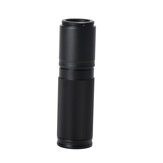 HAYEAR 5X-120X Industrial Zoom Lens for Digital Microscope Camera C Mount Lens with High Working Distance