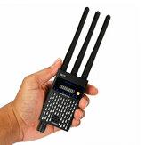 Multi-função GPS Detector de sinal GSM Localizador de erros de áudio Rastreador RF Anti-espionagem