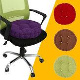 Cojín redondo de 50 cm para silla, cojín para silla de comedor, oficina, hogar, jardín, comedor, cocina, Patio, Soft, alfombra de tatami para silla, decoración de muebles