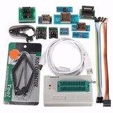 TL866A USB Mini Pro Programmer 10x Adaptador EEPROM FLASH 8051 AVR MCU SPI ICSP