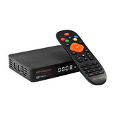 GTMEDIA GTT-2 Amlogic S905D 2 / 8GB 2.4G WiFi BT4.0 Android 6.0 UHD 4K TV Box Combo DVB-T2 DVB-C ISDBT Signaalontvanger Set-top Box