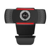 R9 720P HD USB Веб-камеры 2MP Компьютер камера Встроенный звукопоглощающий Микрофон Динамическое разрешение 1280 * 720