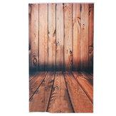 3x5FT Vinile Parete in legno Pavimento Fotografia Sfondo Sfondo Studio Prop