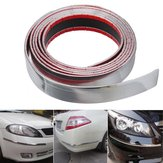 30mm X 2,5m Car Bumper Strip Protector Sticker