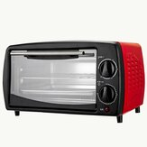 2000W Convection Electric Toaster Oven 12L Countertop Bake Broil Toast Pizza