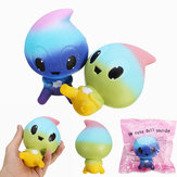 SquishyShop Water Drop Doll Squishy 12.5cm Soft Slow Rising With Packaging Collection Gift Decor Toy