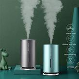 Akıllı İndüksiyon Sprey Hava Nemlendirici Taşınabilir 1200mAh Batarya Araba sis Maker Aroma Difüzör USB Ultrasonik Nemlendirici Ev için