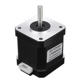 HANPOSE 17HS8401-S 48mm Nema 17 Stepper Motor 42 Motor 42BYGH 1.8A 52N.cm 4-lead for 3D Printer CNC Laser