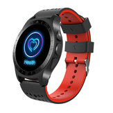 XANES KY009 Smart Watch con schermo a colori impermeabile Cuore Rate Monitor Idoneità Smart Bracelet mi band